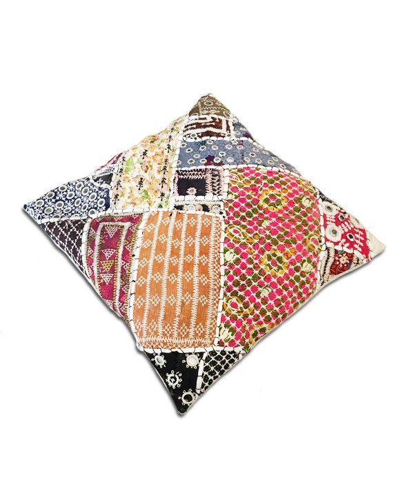 Tribal Pillow Square