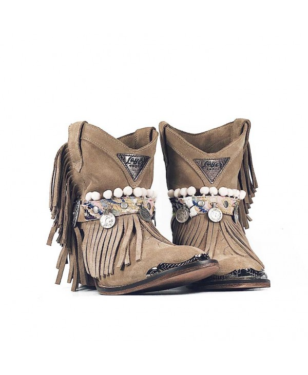 WEST BOOTS TRIBAL