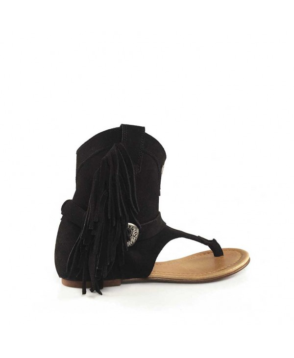 WEST SANDAL BLACK BASIC