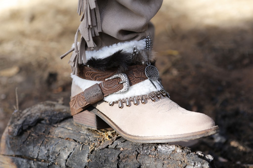 Wild Winter Layer Boots