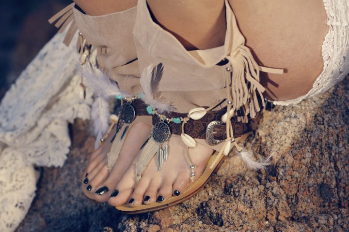 MOHICAN SUMMER LAYER SANDAL