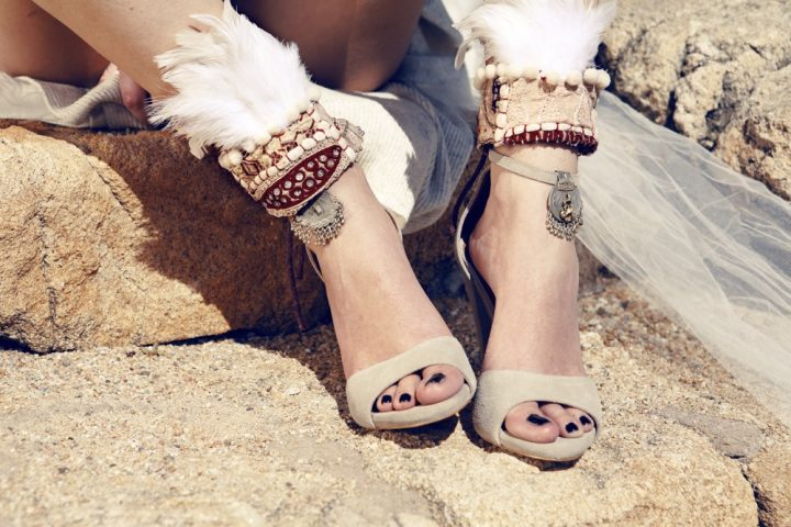 GIPSY CHIC LAYER HEELS