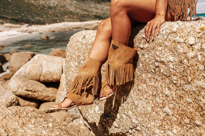 MOHICAN SANDAL